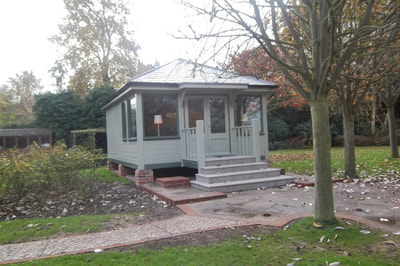 Anglian Craftsmen | Building a Garden Room Project